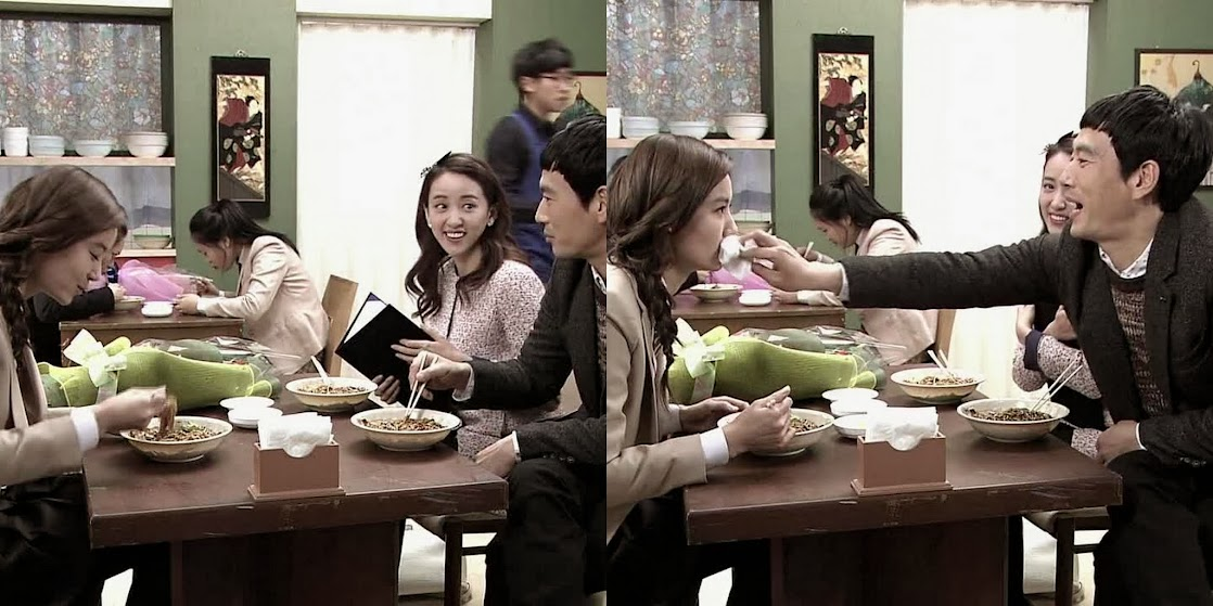 Lee Se Eun, Park Jung Chul, Yoon So Yi
