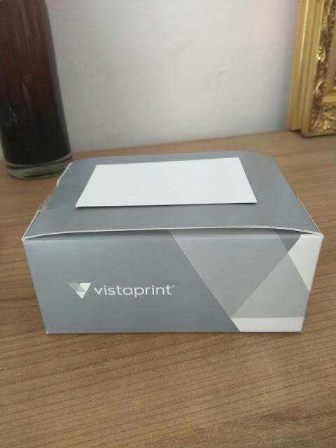 MyVlog - Neue Visitenkarten von Vistaprint