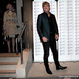 WWW.ENTSIMAGES.COM -  Gary Cockerill  arriving at a Fundraising event in aid of Cancer Research UK at The Roof Gardens Kensington High Street, London April 3rd 2013                                                    Photo Mobis Photos/OIC 0203 174 1069