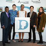 OIC - ENTSIMAGES.COM - David Grant, Gandy brother Paul Forkan, Tessy Ojo, Adam Garcia  and Lola Saunders at the National Diana Award - photo call / ceremony in London 10th March 2015  Photo Mobis Photos/OIC 0203 174 1069