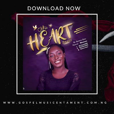 """Blessing Edem - """"My Heartbeats"""" [Prod. by Mikipiano]"""