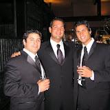 Joey, Gino, Emmet Baratta