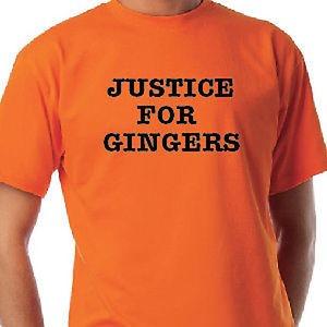 ginger justice