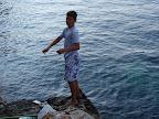Ψαρεύοντας στις Μένιες