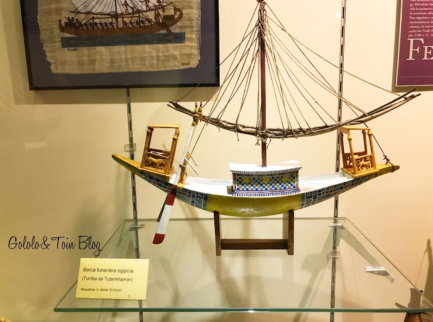 Evolución barcos a lo largo de la historia