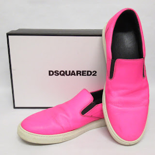 Dsquared2 Pink Sneakers
