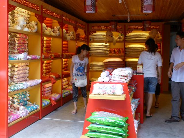 CHINE.SICHUAN.PING LE à 2 heures de Chengdu. Ravissant .Vallée des bambous - P1070500.JPG