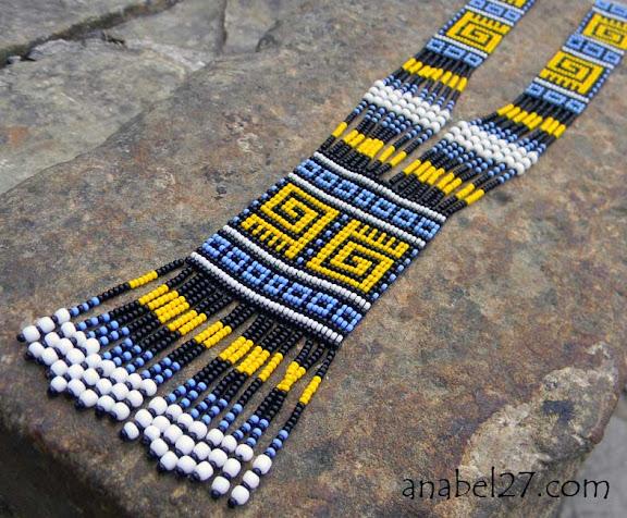 купить гердан серьги Anabel Бисер украшение