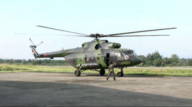 Hilang Selama 6 Bulan, Heli TNI MI-17 Ditemukan di Pegunungan Papua