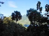 Tuntuli as seen from the slopes of Pulau Pura (Dan Quinn, July 2013)