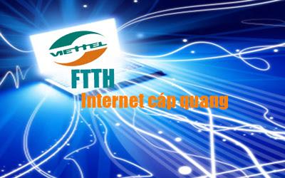 Internet cáp quang Viettel khuyến mại 8-2015