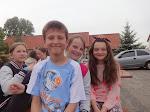 Uczniowie kl. 4 w Czarnocinie 12.06.2014 r.
