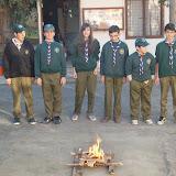 Διαγωνισμός Ομάδας για άναμμα φωτιάς