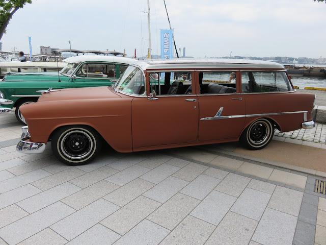 1950年代シボレーベルエアワゴン/ChevroletBelAirWagon