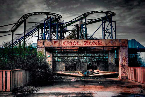 Parque Six Flags Jazzland