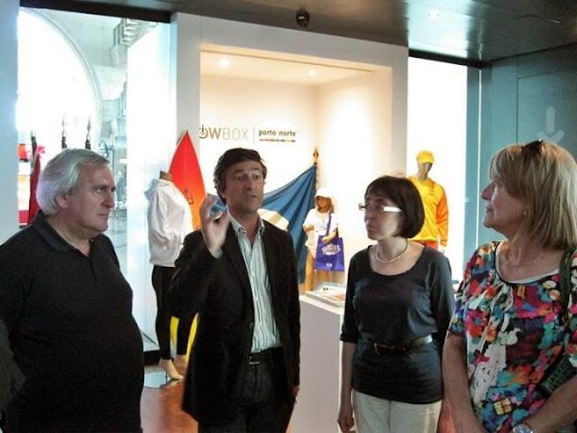 Inauguração da Exposição