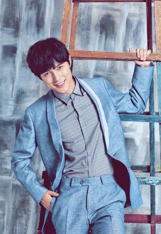 Juck Zhang Chao China Actor