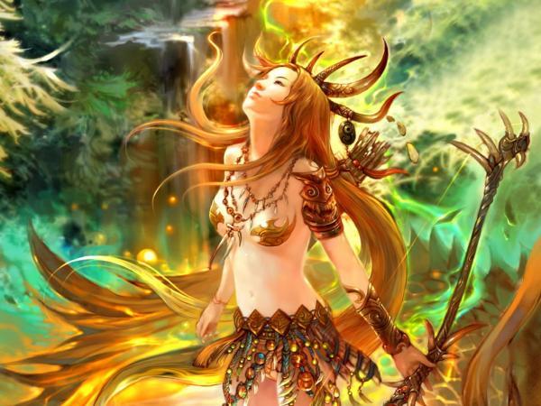 Lady Of Magical War, Fairies 2