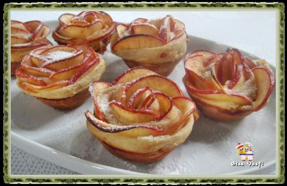 Rosas de maçãs 2