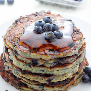Blueberry Pancakes With Cottage Cheese Recipes