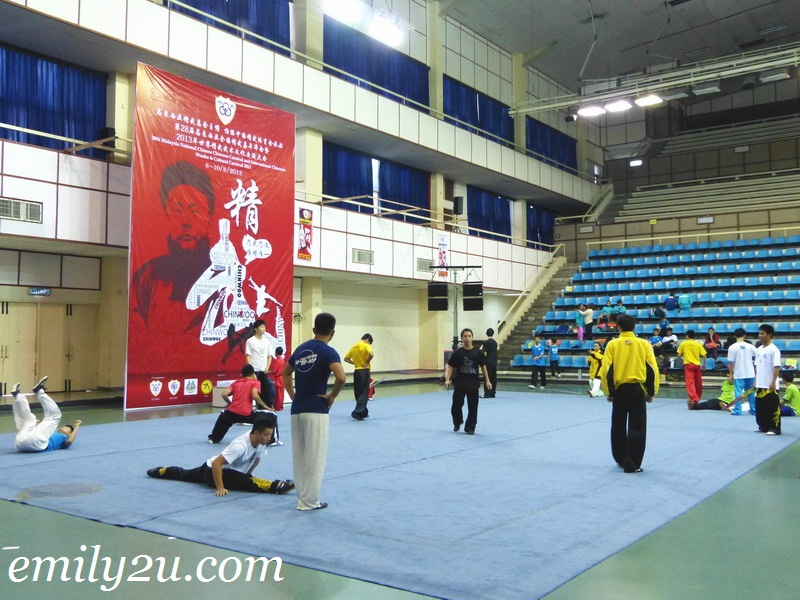 Chin Woo Carnival Wushu Tournament