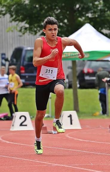 Regionen Meisterschaften in Aarau