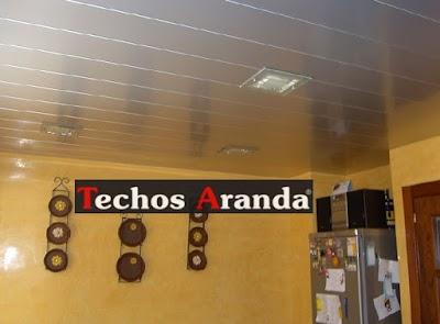 Falsos techos en Pinto