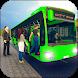 都市バス運転の学校ゲーム3Dコーチバスシム2018 - Androidアプリ