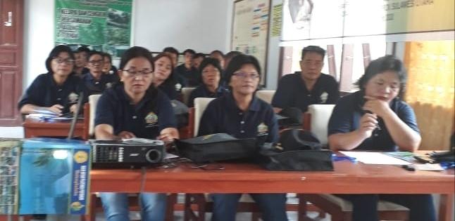 Sebanyak 30 Petani Ikuti  Pelatihan Tematik Kedelai, Ini Harapan Dinas Pertanian Minsel dan BBPP Batangkaluku