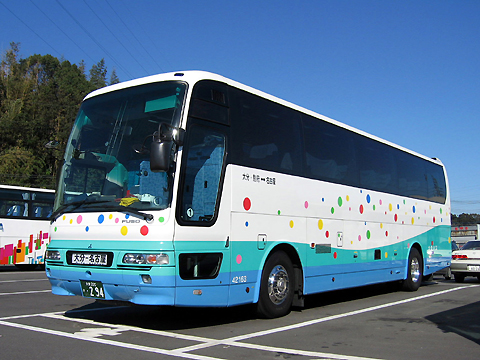 大分バス「ぶんご号」 42163
