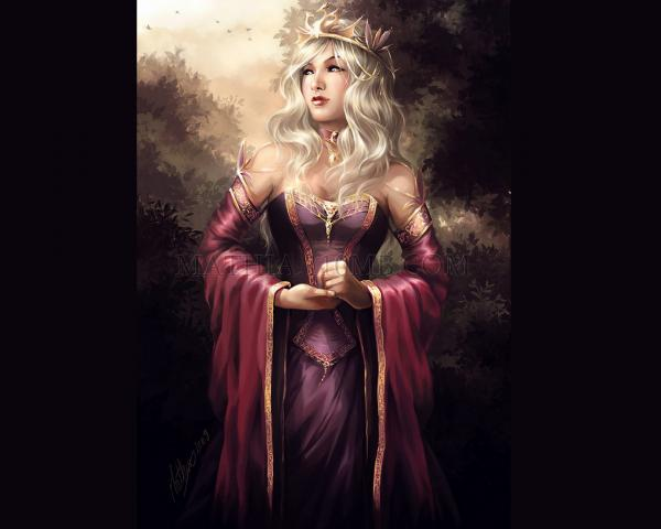 Wizdom Of Earth Angel, Magic Beauties 5