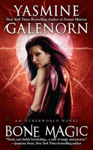 Bone Magic Otherworld 7 By Yasmine Galenorn