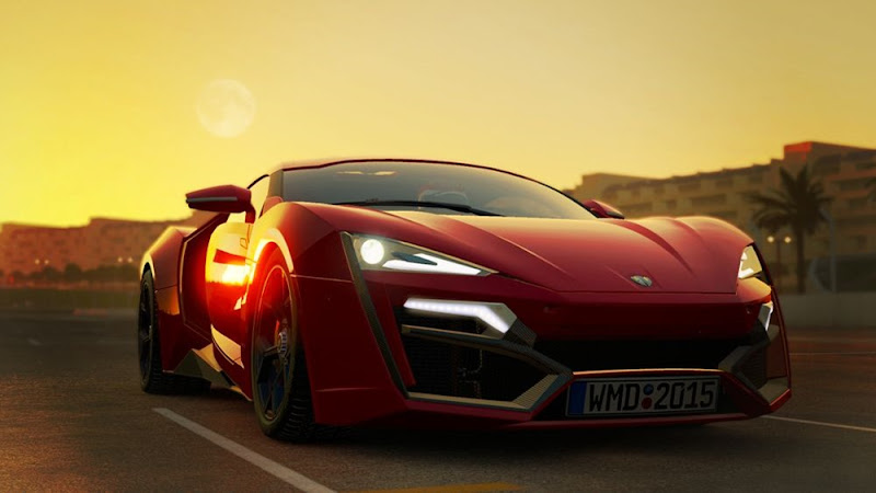 Lykan Hypersport Best Sports cars of 2016