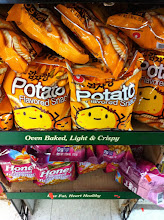 Photo: Potato Flavored Snack. I presume that is code name for Crisps?