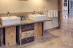 Algonquin Limestone Tiles and Countertop