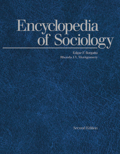 Download: Encyclopedia of Sociology ( 5 Volumes )