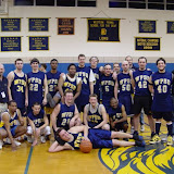 Alumni Basketball 2005