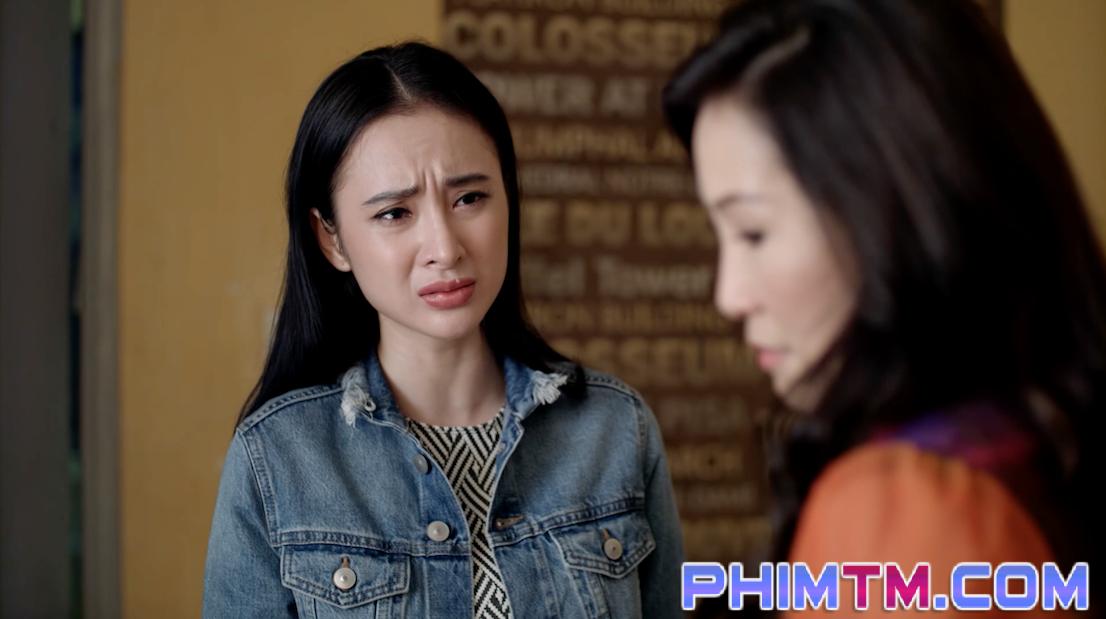 Angela Phương Trinh nước mắt đầm đìa khi mẹ bắt đem con đi cho người khác - Ảnh 7.