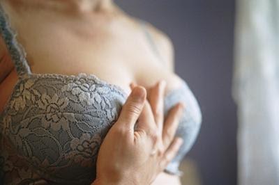 tanda awal kehamilan - payudara sakit