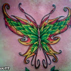 Red Green Yellow - tattoo meanings