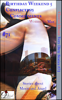 Cherish Desire: Very Dirty Stories #70, Max, erotica