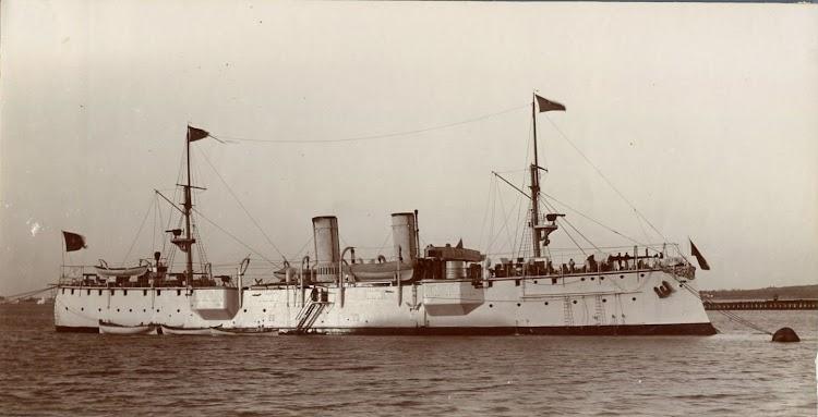 Crucero RIO DE LA PLATA. La Carraca. Año indeterminado.tif