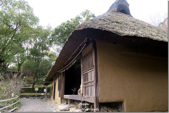 日本四國高松景點博物館  四國村 (15)