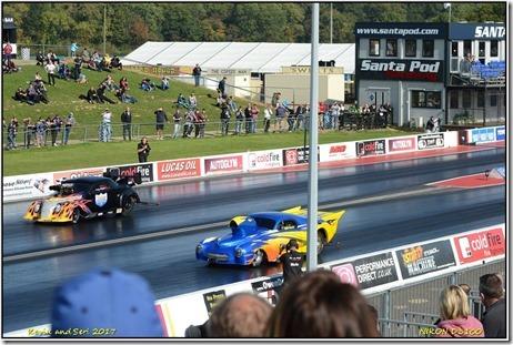 Santa Pod Raceway - September