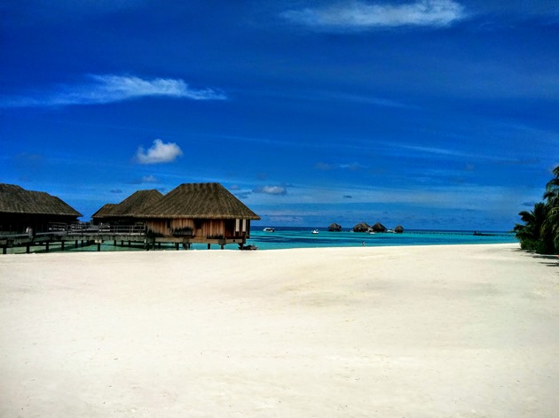 Picturesque Maldives Holidays