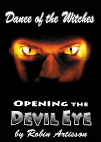 Cover of Robin Artisson's Book Dance of the Witches Opening the Devil Eye