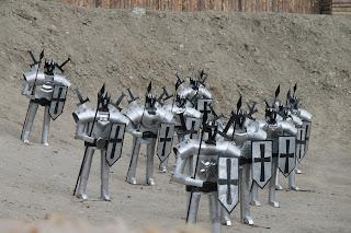 Железные рыцари