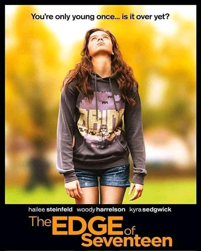 The Edge of Seventeen (2016) ইংলিশ টিনেজ রোমান্স - মুভি রিভউ