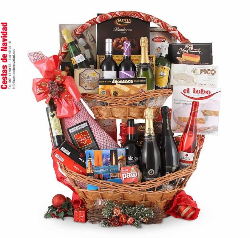 La Mejor cesta de navidad