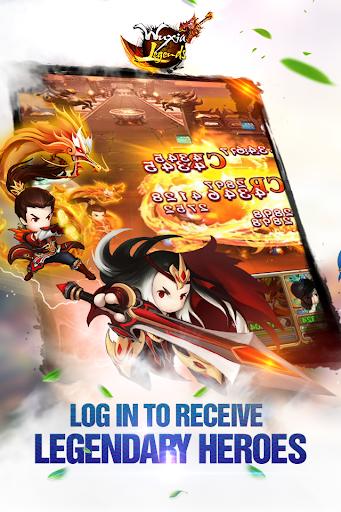Wuxia Legends - Condor Heroes 1.5.9 screenshots 3